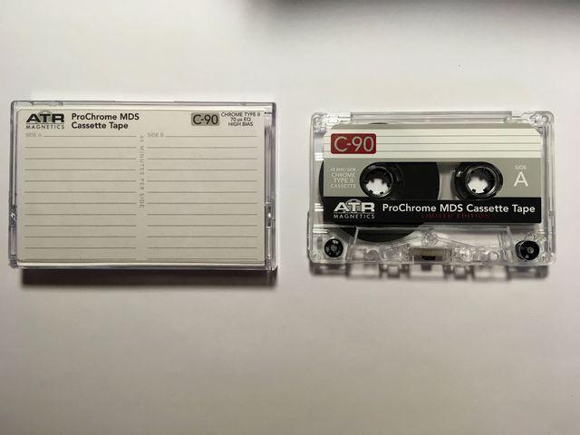 MC Cassette Dessauer Croma Tape in OVP 60 Min