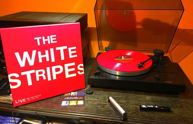 Thr White Stripes