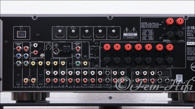 Yamaha RX-V765