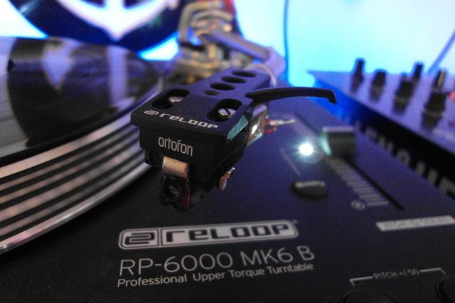 Ortofon SPU auf Reloop