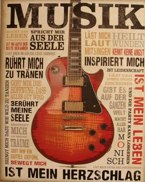 Musikposter