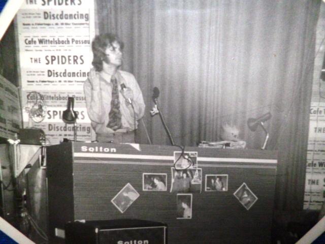 Solton DJ Pult