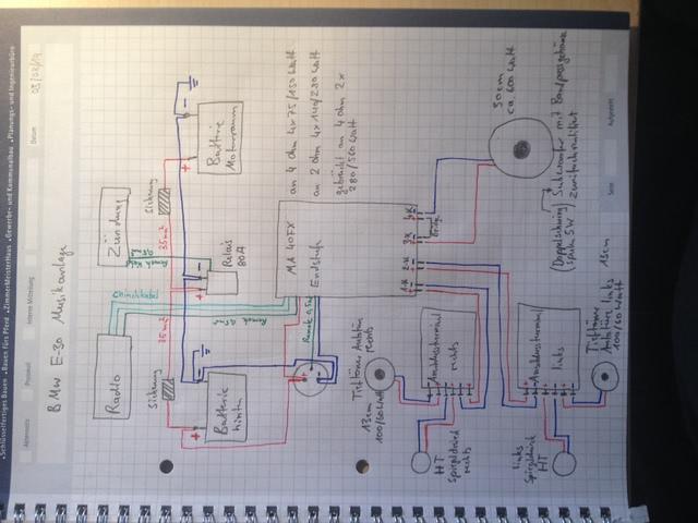Fein Hausverkabelung Schwarz Weiß Rot Bilder - Der Schaltplan ...