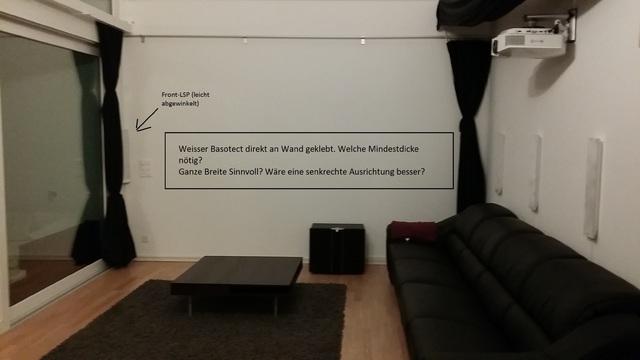 hilfe gesucht basotect absorber aufstellung akustik hifi forum. Black Bedroom Furniture Sets. Home Design Ideas