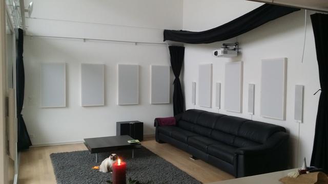 erster eindruck wohnzimmer. Black Bedroom Furniture Sets. Home Design Ideas