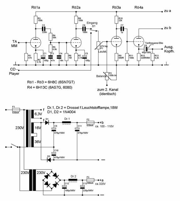 Netzteil Spannung zu hoch, Elektronik - HIFI-FORUM