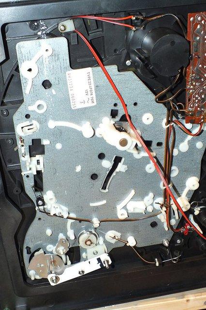 Vorstellung DIYPlattenwaschmaschine mit Punktabsaugung  ~ Staubsauger Landi