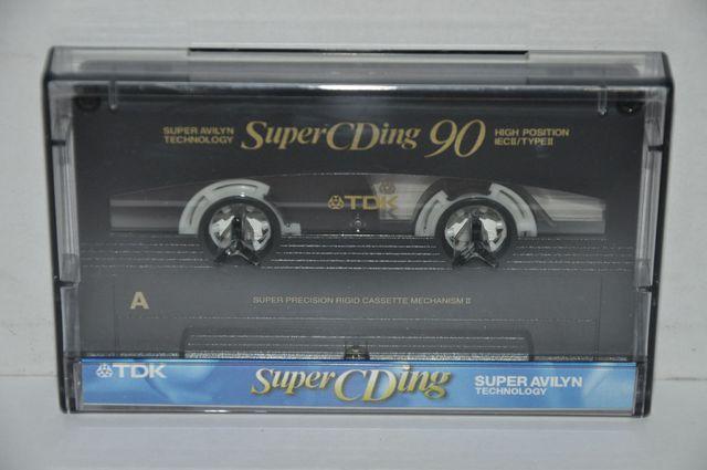 TDK Super CDing  2