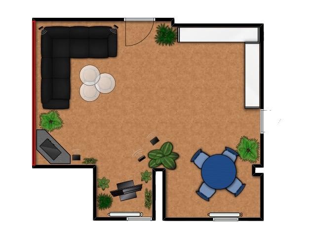 optimale dachgeschoss raumaufstellung und systemfrage. Black Bedroom Furniture Sets. Home Design Ideas