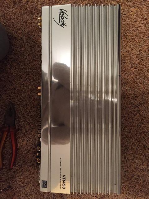 Blaupunkt VR 450