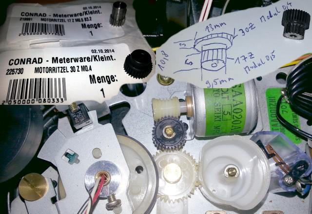 Reparatur Onkyo 1057F