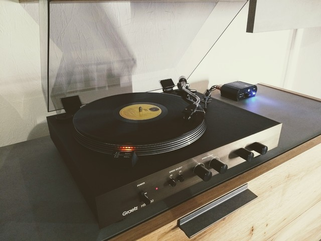 Graetz HSP 200 + DJ PRE II