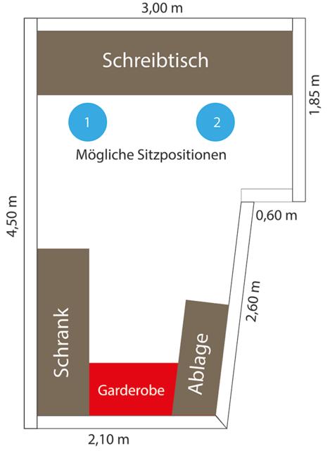 Zimmerplan