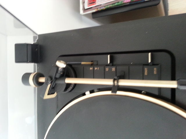 Sony/Dual/Plattenpieler