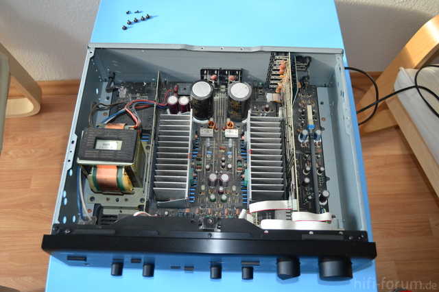 Yamaha AX 550 Offen