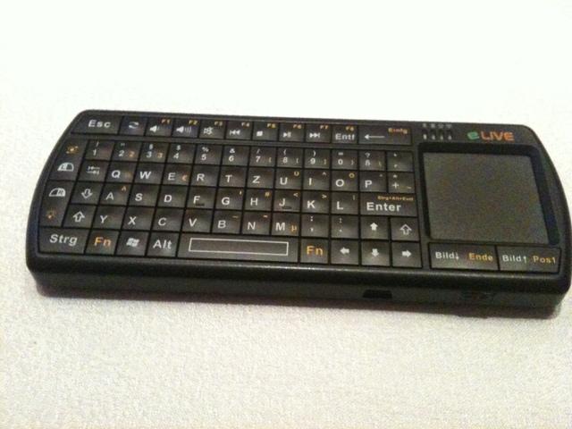 Elive Micro Keyboard
