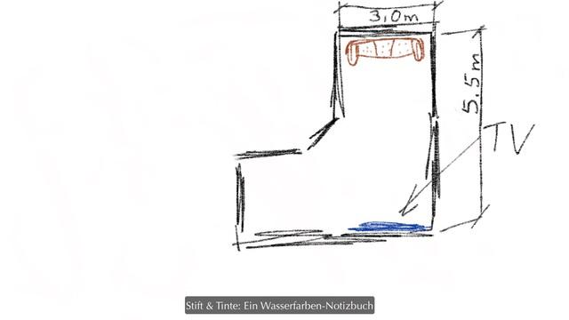 wohnzimmer zeichnung:Wohnzimmer Zeichnung