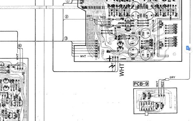 Anschluss PCB2 - PCB2 / CN103