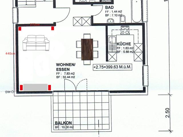Wohnzimmer Akustik  Massnahmen, Akustik  HIFIFORUM