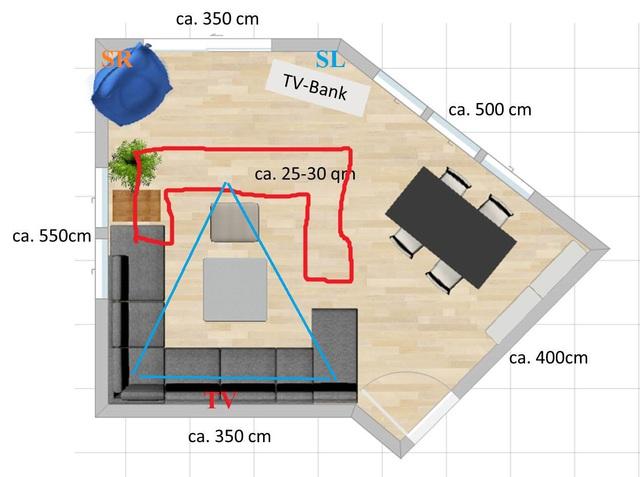 Kauf Und Aufstellung Verwinkeltes Zimmer 50 Anlage Ca 850