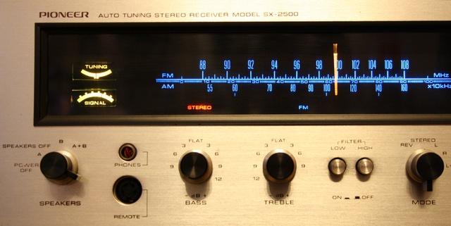 Pioneer SX-2500
