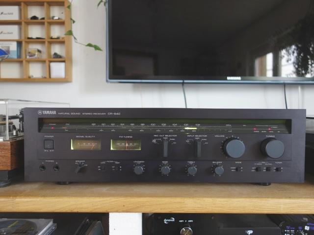 Yamaha CR-640