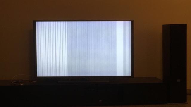 Bildschirmfehler