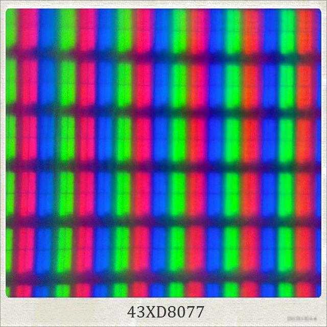 43XD8077s
