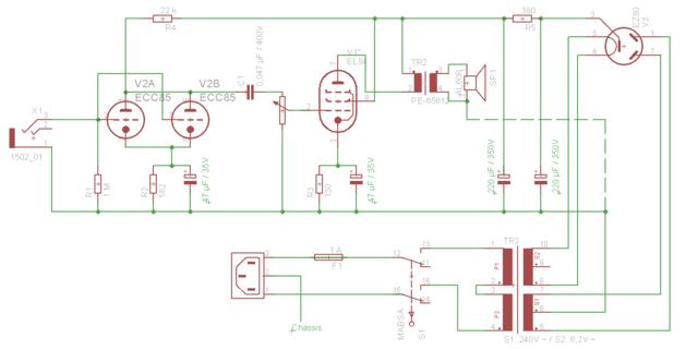 DIY-Röhrenverstärker (achtung, Anfänger), Elektronik - HIFI-FORUM