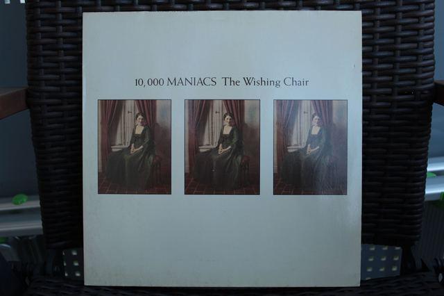 10,000 Maniacs - The Wishing Chair