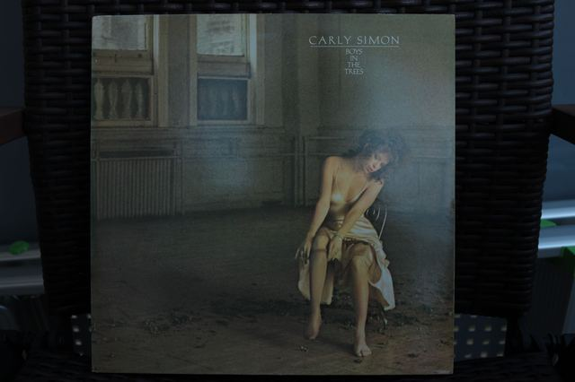 Carly Simon - Boys In The Trees