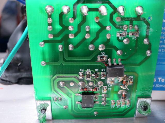 Platine Trafo M 800 / Sub M 7100