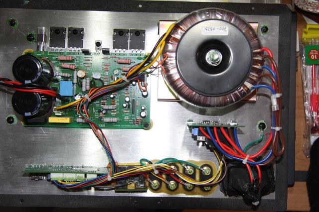 Subwoofer Teufel M 7100 SW THX Select, defekter