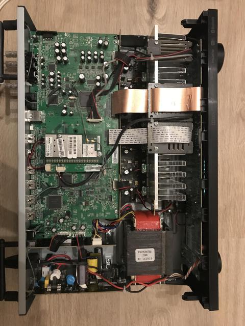 Denon AVR X1100 Übersicht