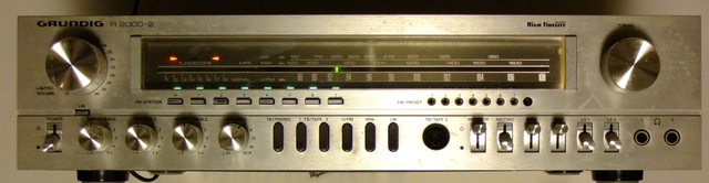 Grundig R 2000-2