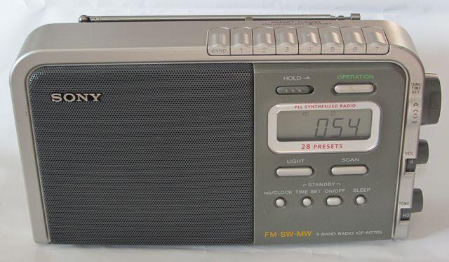 Sony ICF M770S