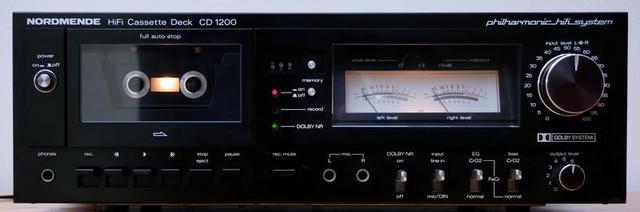 Nordmende CD 1200