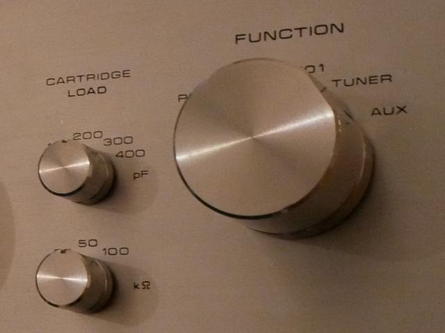 Pioneer SA-9500 II Phono