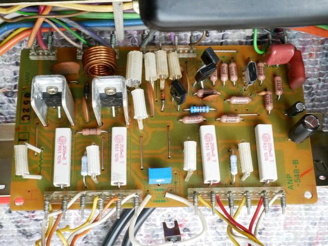 Rechte Endstufe AWH-052 Pioneer SA-9500 II