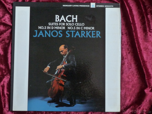 Bach Cello Suiten Mit Starker