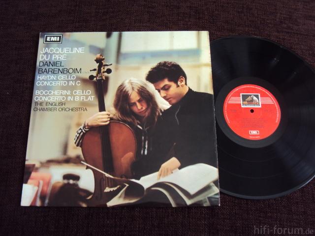 Dupre Barenboim Haydn Concerto Asd 2331 7130 P