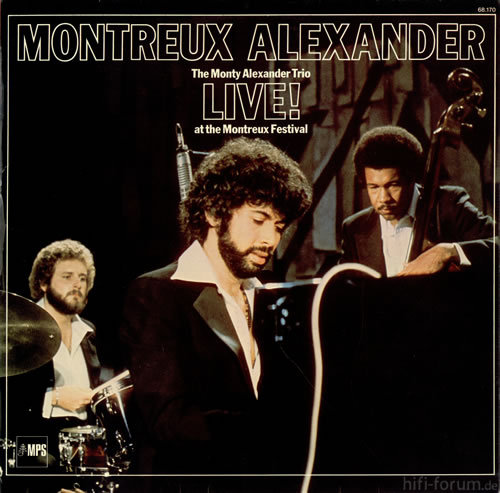 Monty Alexander Montreux Alexande 471483