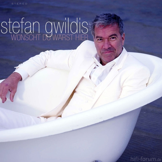 StefanGwildis Albumcover