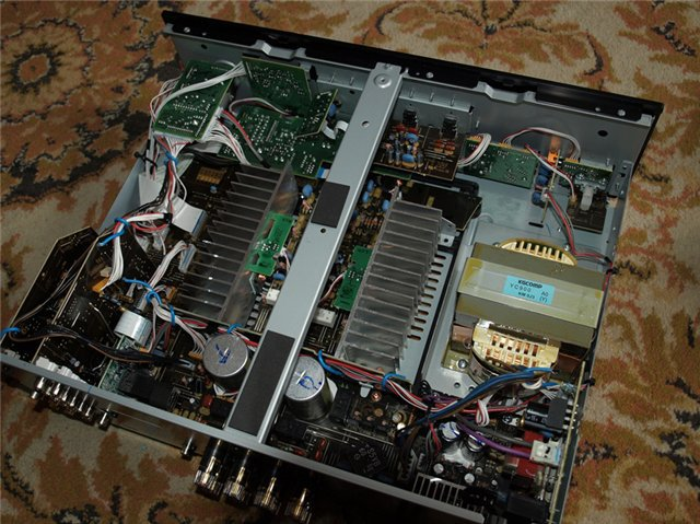 Yamaha Dsp Estereo Integrated Amplifier