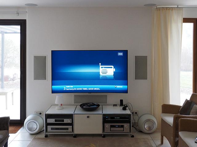 Inwall Lautsprecher in TV Wand - Wie sinnvoll?, Allgemeines - HIFI-FORUM