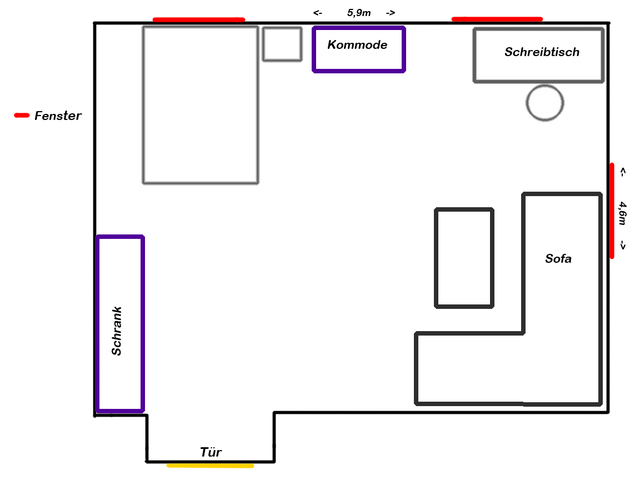 regal lautsprecher in 28qm siehe plan f r nahfeld und raum viele fragen. Black Bedroom Furniture Sets. Home Design Ideas