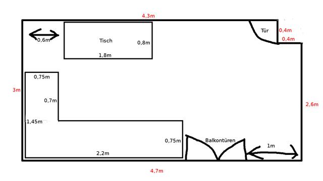 surround system lautsprecher und aufstellung kaufberatung surround heimkino hifi forum. Black Bedroom Furniture Sets. Home Design Ideas