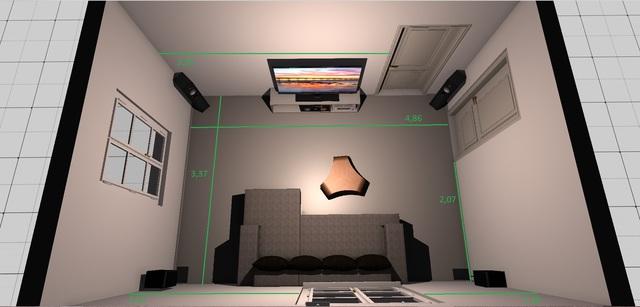 neues 5.1 system für 16m² wohnzimmer, kaufberatung surround, Wohnzimmer