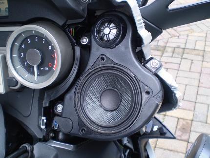 BMW K1600 Lautsprecherleistung verstärken, Car-Hifi: Allgemeines ...