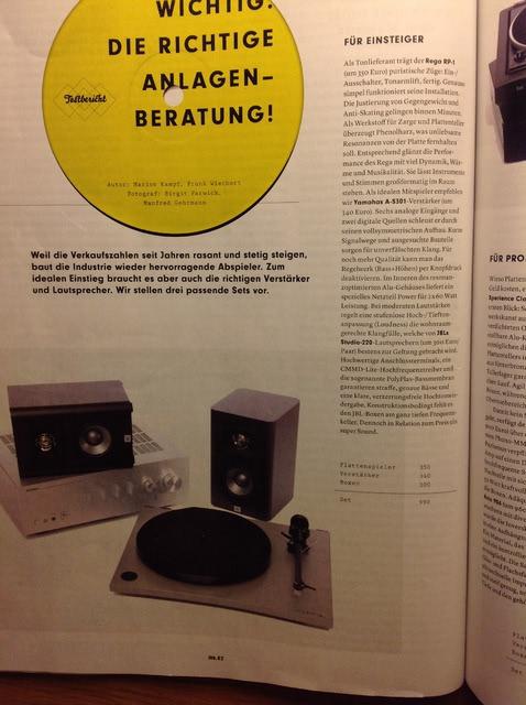 Vinyl special